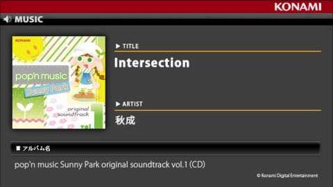 Intersection pop'n music Sunny Park original soundtrack vol