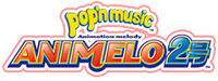 Pop'n Music Animelo 2 logo