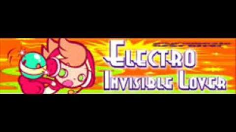 ELECTRO 「Invisible Lover (pop'n Espresso)」