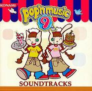 Pop'n music 9 SOUNDTRACKS