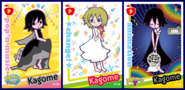 Kagome cards