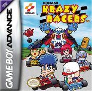 Konami Krazy Racers box