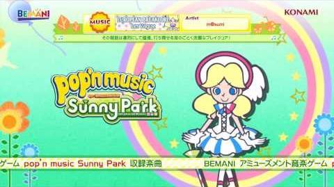 【pop'n music Sunny Park】Les Vague