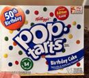 50 Birthday Birthday Pop-Tarts