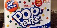 50 Birthday Birthday Pop-Tarts