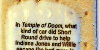 Indiana Jones Brown Sugar Cinnamon