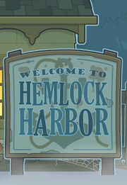 Hemlock Harboe Visitor Center