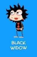 Black Widow's Avatar.