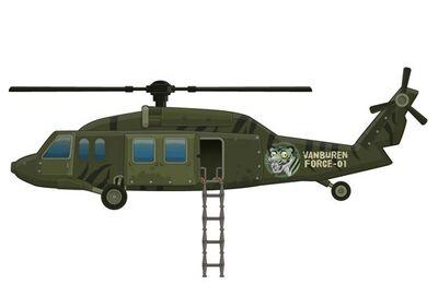 Vanburen Force Chopper