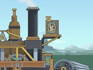 The John Bull in Full Steam