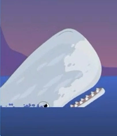 File:The White Whale Popping Above the Water.jpg