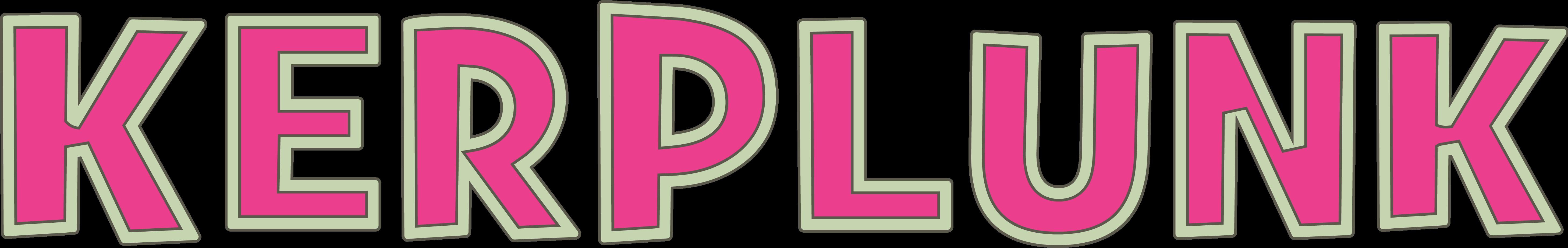 Kerplunk's Logo