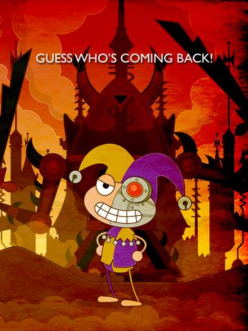 File:Mordred's Return Poster.png