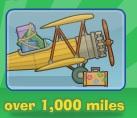1,000 miles