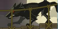 Wolves (Vampire's Curse Island)