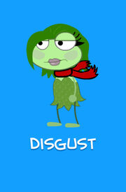 Disgust
