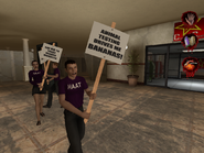 HAAT protestors 005
