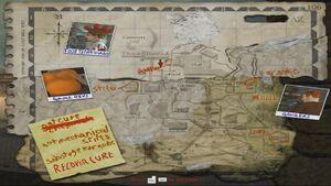 Thursday Map (Paradise Lost) 001