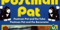 Postman Pat and the Tuba/Postman Pat and the Barometer (VHS)