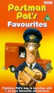 PostmanPat'sFavouritesVHS