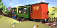 Postman Pat and the Troublesome Train