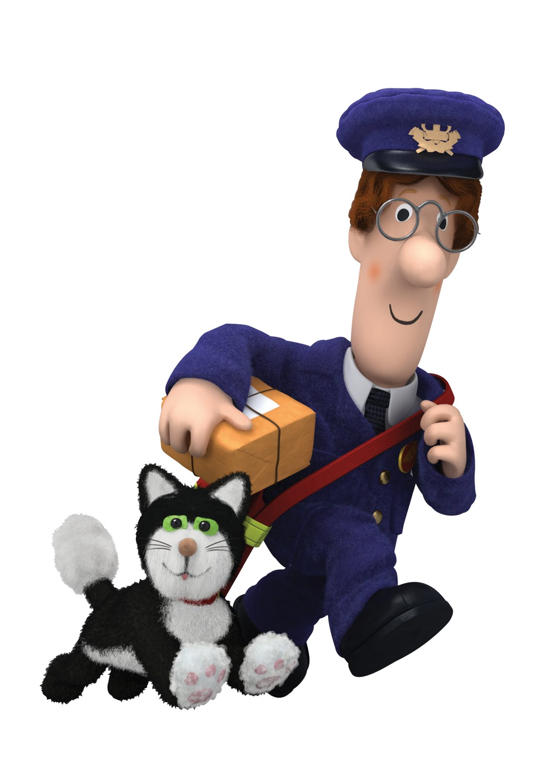 Cat And Mailman Video