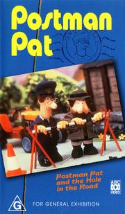 PostmanPatandtheHoleintheRoadFrontCover