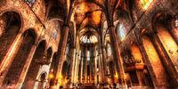 Basilica y Templo Expiatorio de la Sagrada Familia