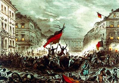 1221 Die Revolution 1848 in Be