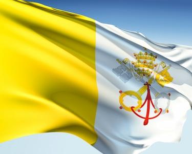 Vatican flag2