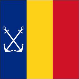 NavalFlagRomania