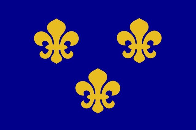 File:Flag of the Kingdom of France.png