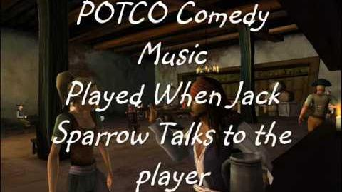 Comedy Music POTCO