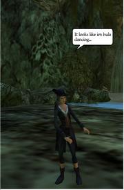 Pirate Hula