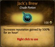 Jakcs brew