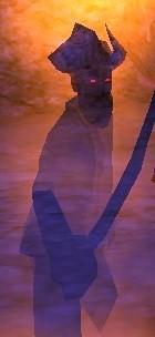 El Fantasma sword equipped -2