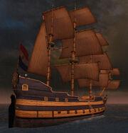 Kat's ship