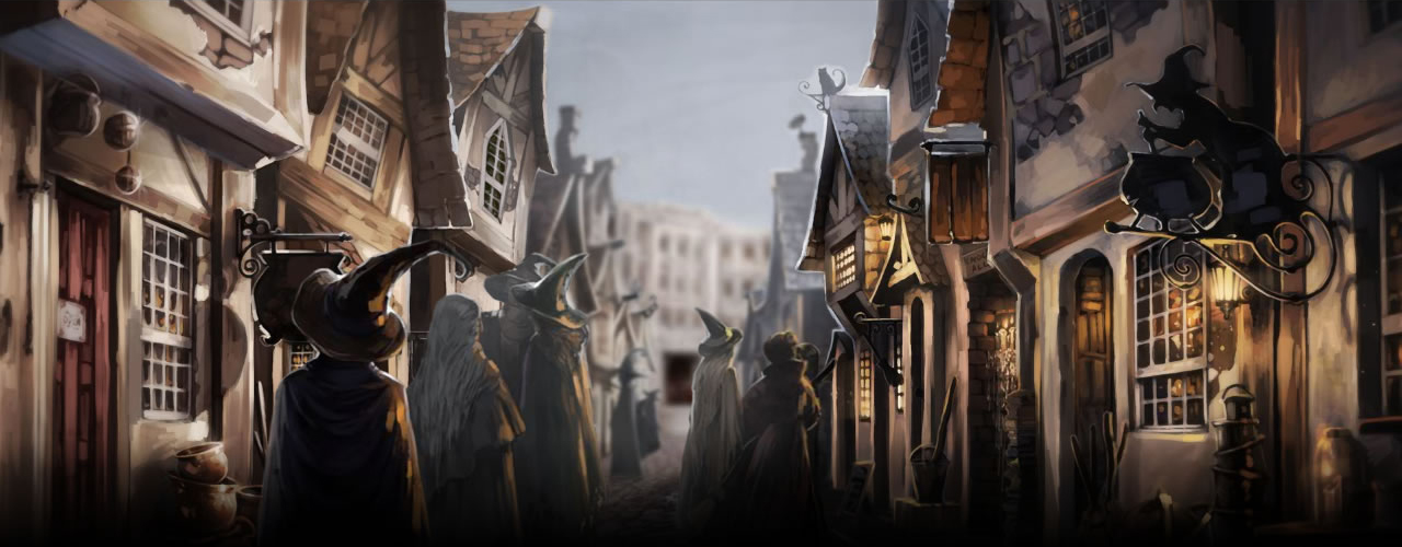 Diagon Alley | Pottermore Wiki | FANDOM powered by Wikia