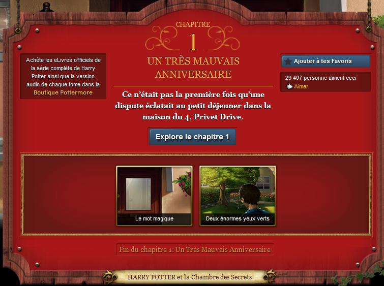 Image harry potter et la chambre des wiki - Harry potter et la chambre des secrets livre ...