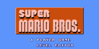 Super Mario Bros Flash (hack)