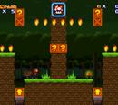 Super Mario Flash 2: Crash Bandicoot Edition (hack)
