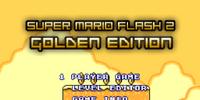 Super Mario Flash 2: Golden Edition (hack)