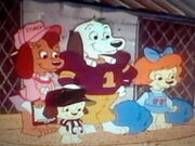 Football Pound Puppies