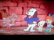 Bessie and the Pound Puppies