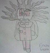 Enraged Gamma