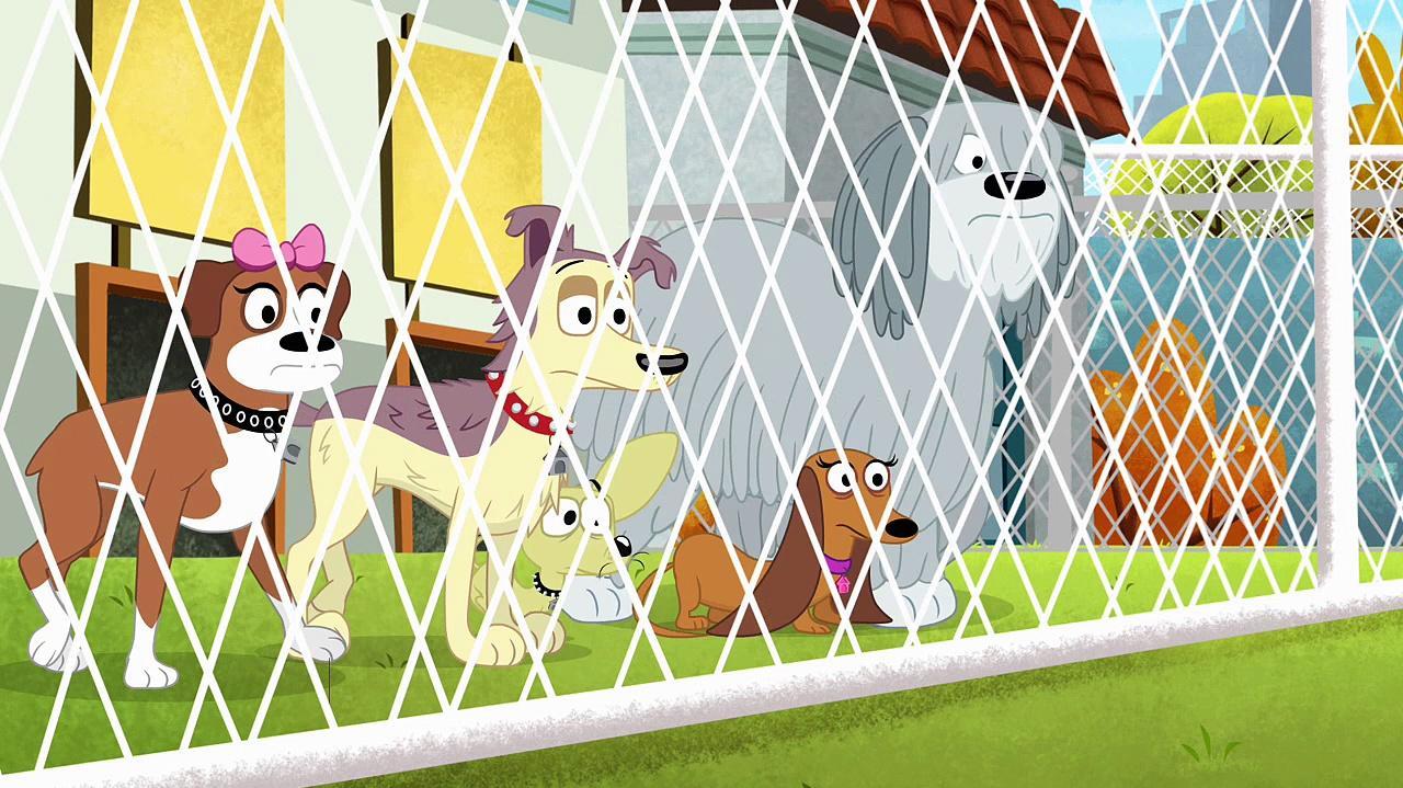 Pound Puppies Season 01 Episode 08 My Fair Rebound (HD 720p)