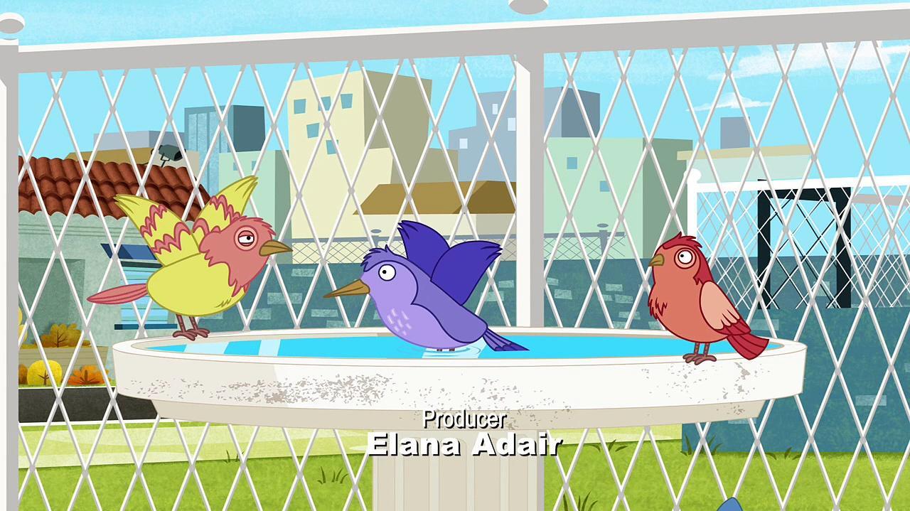 Pound Puppies 2010 Season 01 Episode 19 The K9 Kid (HD 720p)