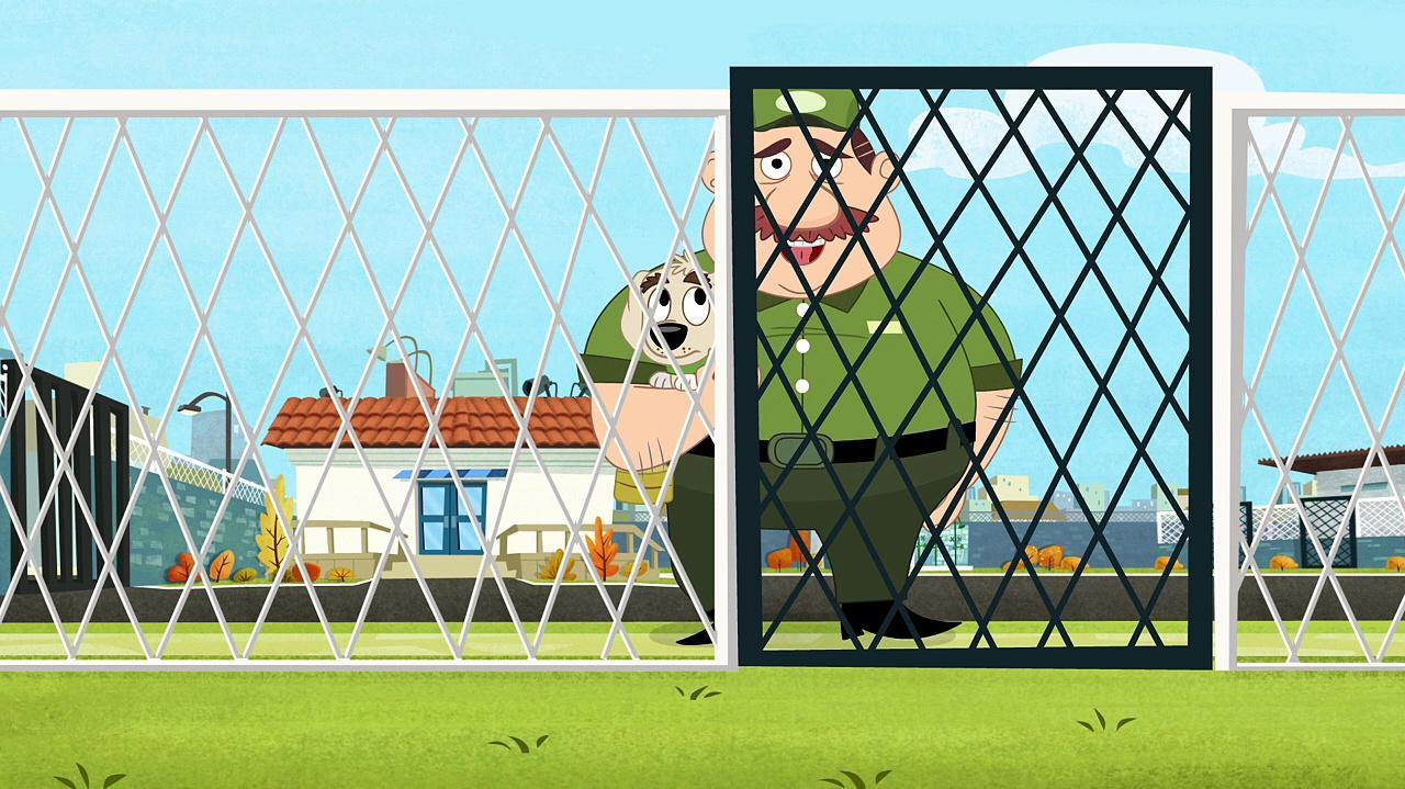 Pound Puppies 2010 Season 01 Episode 22 McLeish Unleashed (720p)