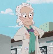 Dr. Sculder