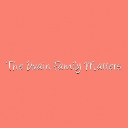 The Úvain Family Matters title card